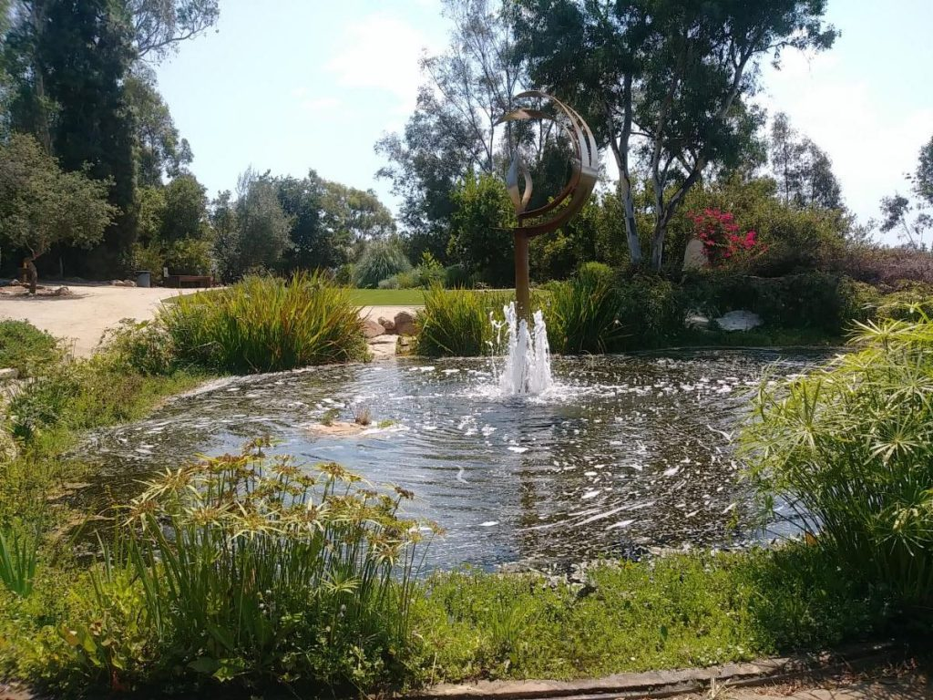 Alta Vista Botanical Gardens - Pond Garden