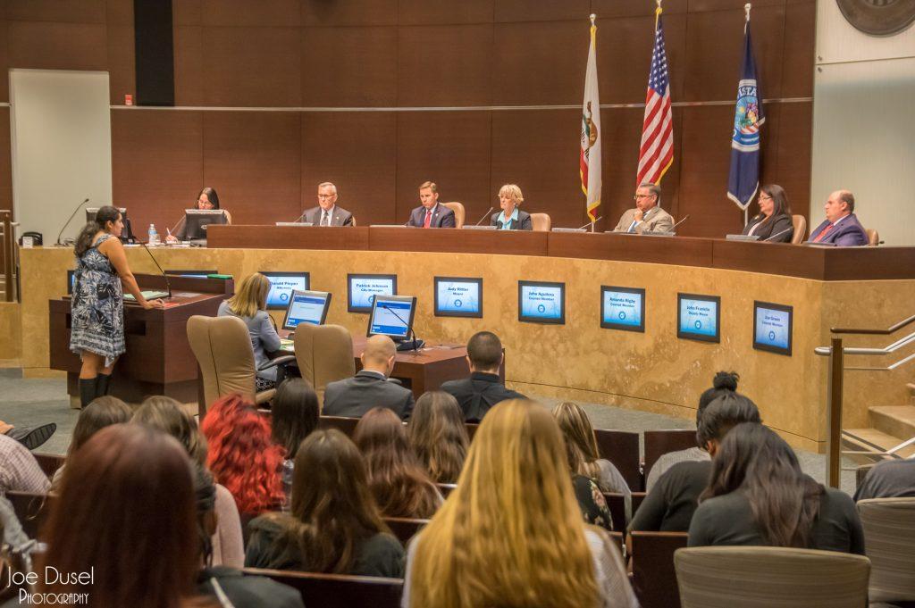 Vista City Council Meeting
