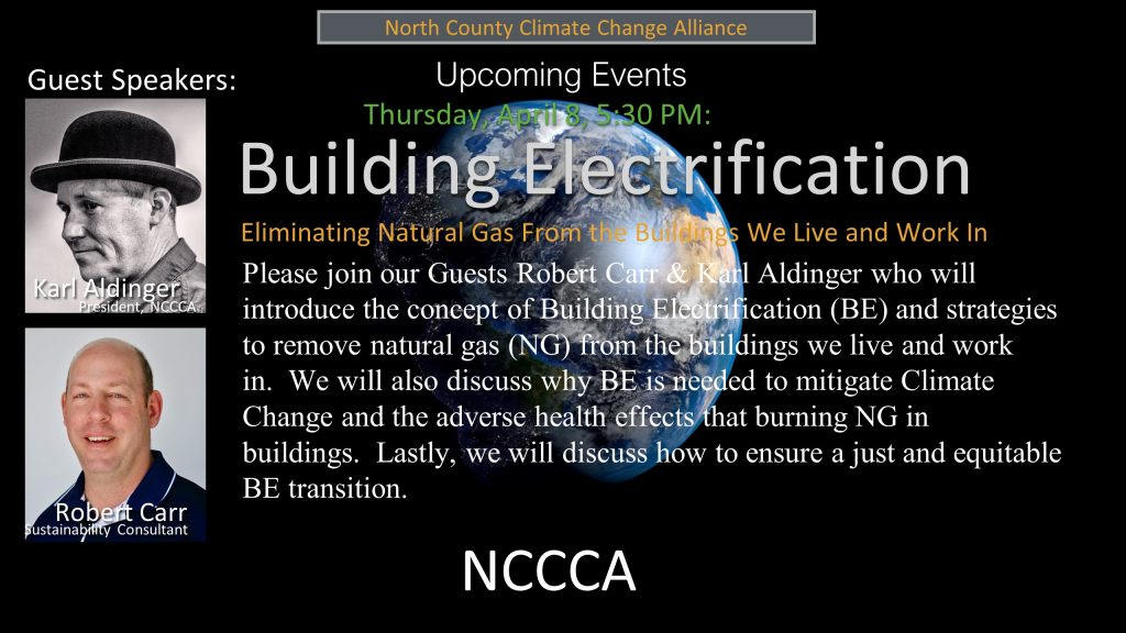 Building Electrification Event